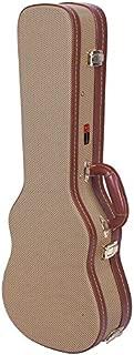 Crossrock Tenor Ukulele Case,Backpack Multi-ply Wood Case in Vintage Tweed