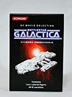 フルコンプコナミ 宇宙空母ギャラクティカ SFムービーセレクション 全8種+α サイロン アトランティアペガサス