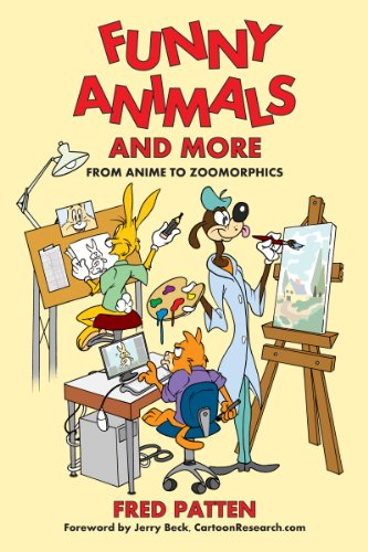 Funny Animals and More: From Anime to Zoomorphics (English Edition)