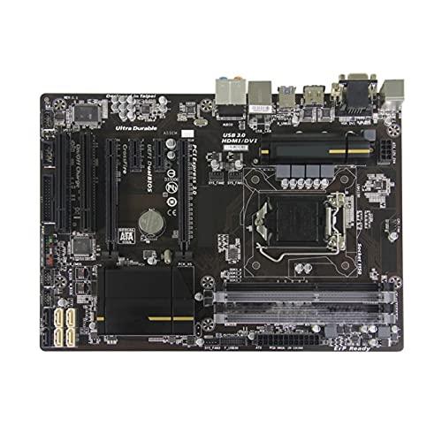 La Placa Base de Escritorio Fit for GIGABYTE GA-B85-HD3 B85 Socket LGA 1150 I3 I5 I7 DDR3 16G Micro-ATX UEFI BIOS Mainboard