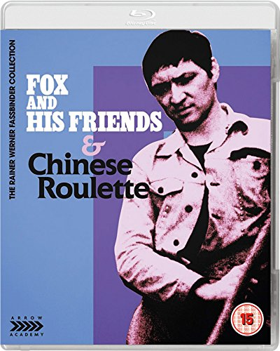Fox and His Friends & Chinese Roulette [Blu-ray] [UK Import]