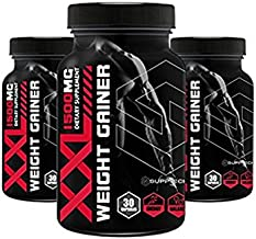 XXL Weight Gainer | Pill Appetite Stimulant to Get Thick (3)…