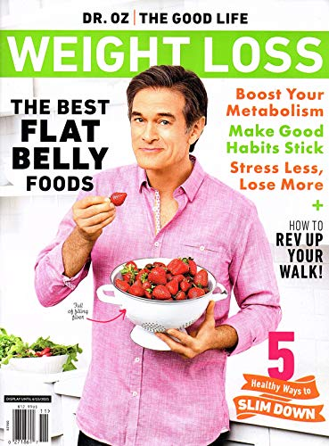 Dr. Oz Magazine Spring 2021 Weight Loss