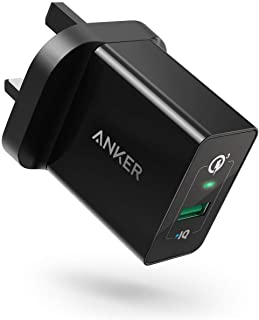 Anker PowerPort+ 1 with Quick Charge 3.0 Wall Charger for Mobile Phones - A2013211