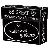 Conversation Starters Husbands Wives Cards