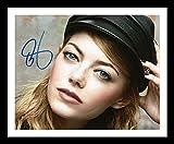 Emma Stone Autogramme Signiert Und Gerahmt Foto