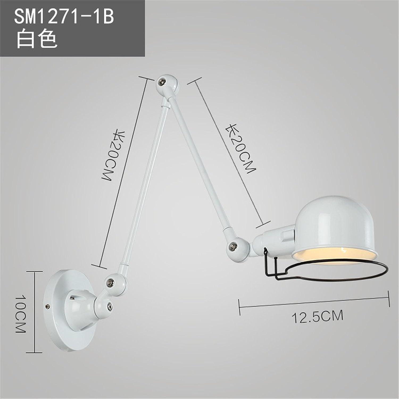 StiefelU LED Wandleuchte nach oben und unten Wandleuchten Leiter des Bett wand Wohnzimmer Büro den einziehbaren Wand