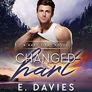 Changed Hart cover art