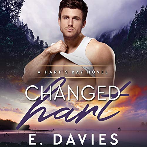 Changed Hart audiobook cover art