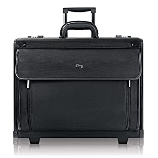 Solo Classic Collection 16 Inch Laptop Rolling Catalog Case, Black (PV78-4) (B00006IAON)   Amazon price tracker / tracking, Amazon price history charts, Amazon price watches, Amazon price drop alerts