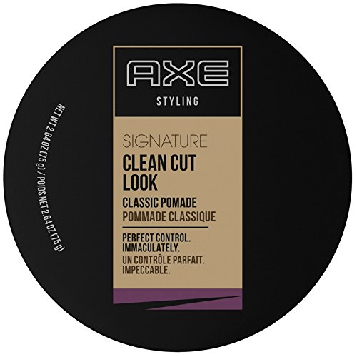 AXE Clean Cut Look Hair Pomade Classic 2.64 oz (Pack of 4)