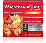 ThermaCare Heatwraps Neck, Shoulder and Wrist, 3 Count (Pack of 3)...