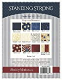 Shabby Fabrics Standing Strong Quilt Pattern