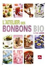 Atelier des bonbons bio de Linda Louis