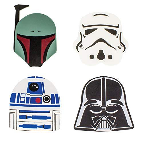 Star Wars sottobicchieri, Multicolore