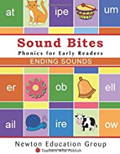Sound Bites Ending Sounds: Phonics for Early Readers (Sound Bites Phonics)