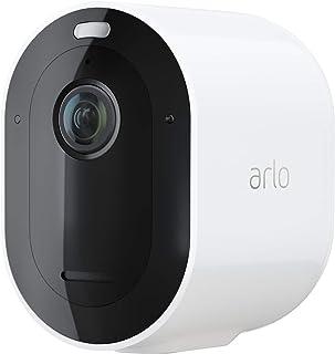 Arlo Pro 4 Wire-Free Spotlight Camera – 1 Camera - 2K Video with HDR | Indoor/Outdoor Security Cameras |Color Night Visio...