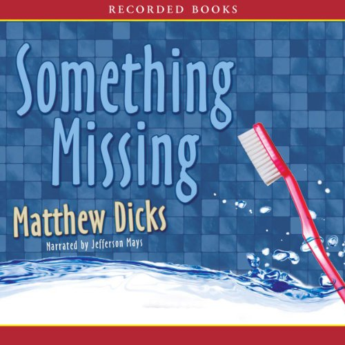 Something Missing audiobook cover art