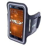 Brazalete Deportivo Reflectante para Smartphones Desde 4' hasta 5', en Color Negro