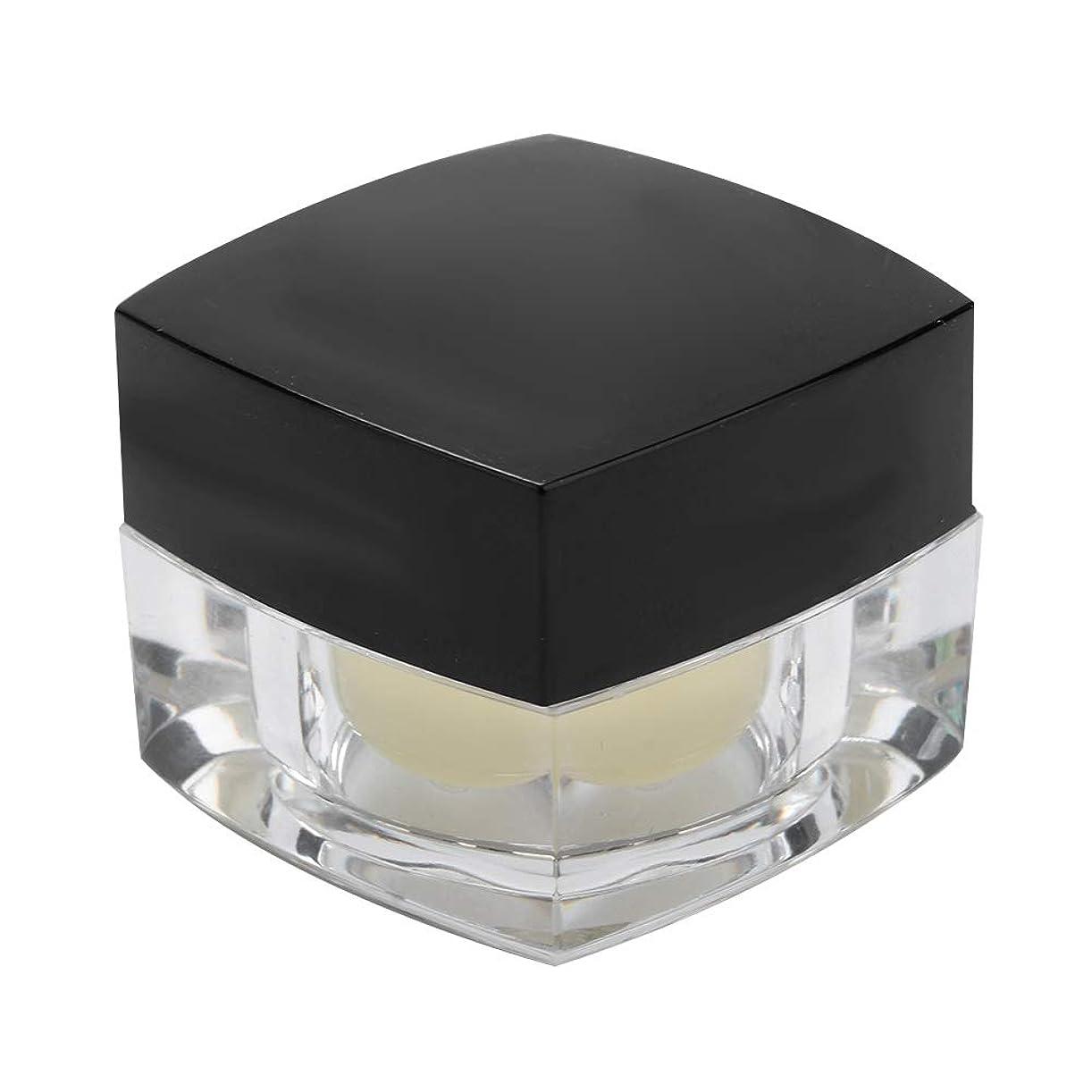 リンス適応するハードまつげエクステンション接着剤リムーバー、つけまつげクリーム非刺激性まつげグラフトゲル除去クリーム - 5g