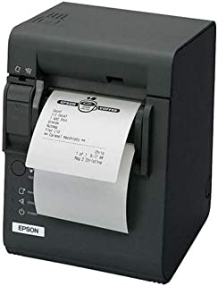Epson C31C412A7661 Epson, Tm-L90 Plus Liner Less, (LFC) 40/58/80 Mm Media Support, E04 Ethernet Interface, EDG, Dhcp Enabled, Includes PS-180