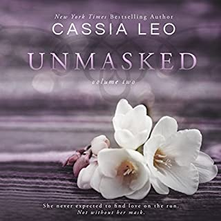 Unmasked: Volume Two audiobook cover art