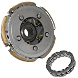 Caltric Clutch Centrifugal Carrier & Bearing Compatible with Honda Trx300Fw Trx-300Fw Fourtrax 300 4X4 1988 1990-2000