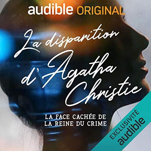 Couverture de La disparition d'Agatha Christie