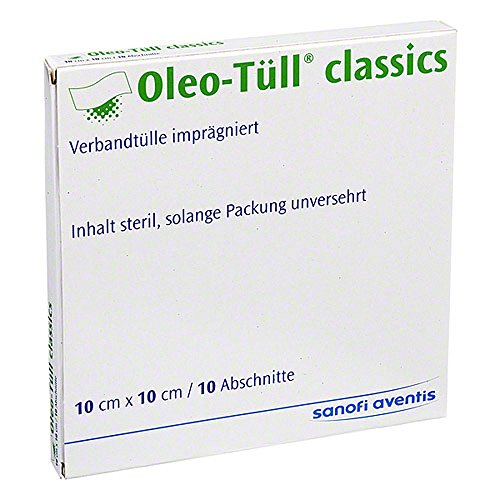 Oleo T�ll Classics 10x10 cm, 10 St