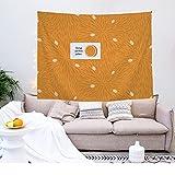 YDyun Tapiz Decoración Dormitorio o Sala de Estar Impresión de tapices de Frutas para el hogar