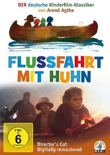 Flußfahrt mit Huhn - Director's Cut (DVD) (FSK 6) by Julia Martinek