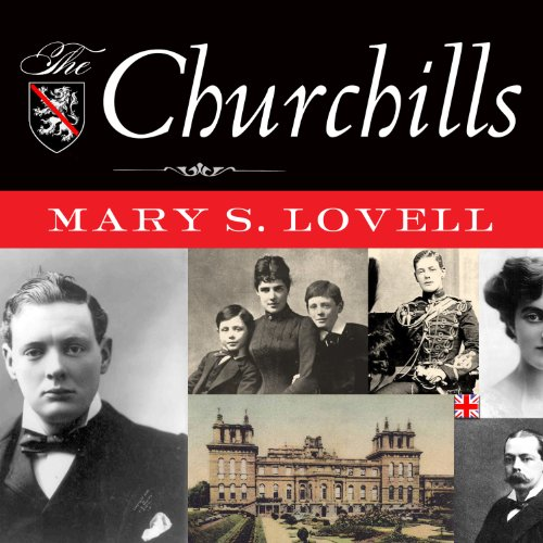 The Churchills: In Love and War audiobook cover art