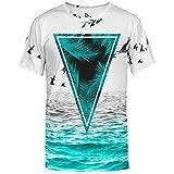 Blowhammer T-Shirt Uomo - Sea Noise Tee - L