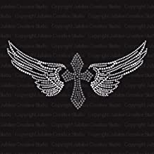 Best rhinestone angel wings iron on Reviews