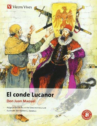 El conde Lucanor, ESO. Material auxiliar (Clásicos Adaptados) - 9788431615345
