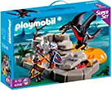 PLAYMOBIL - SuperSet Caballeros del dragón (4006)
