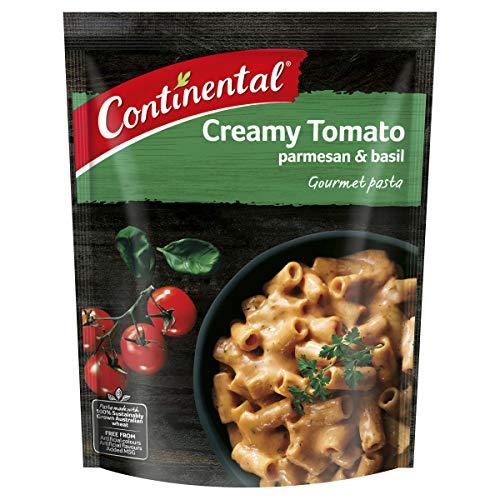 CONTINENTAL Gourmet Pasta (Side Dish)   Creamy Tomato Parmesan & Basil, 98g