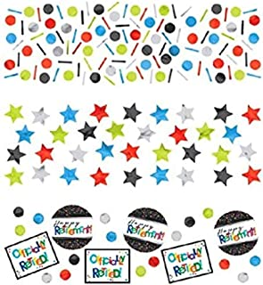 Fun-Filled Retirement Party Confetti Pack Decoration, Paper, 35ml