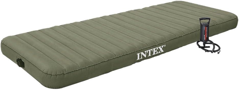 Intex - Colchón Hinchable Individual, 76 x 191 x 15 cm (68711 ...