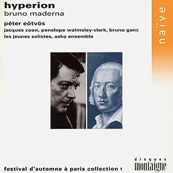 Bruno Maderna: Hyperion