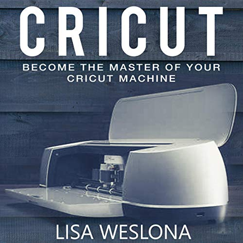 Cricut audiobook cover art