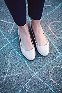 Hopscotch Shoes Woman Foot Feet Legs Girl Vivid Imagery Laminated Poster Print 11 x 17