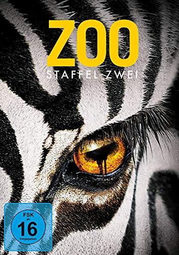 Zoo - Staffel Zwei [4 DVDs]