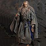 Lord of The Rings Gandalf Figura De Acción Material De PVC Ecológico 1/6 Estatuas De Juguete Aptos para Niños Y Adultos