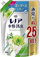 【P&G】レノア 本格消臭 フレッシュグリーンの香り つめかえ用 特大サイズ 1030mL ×6個セット