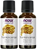Now Foods Frankincense Oil Blend - 1 Ounce (Pack of 2)