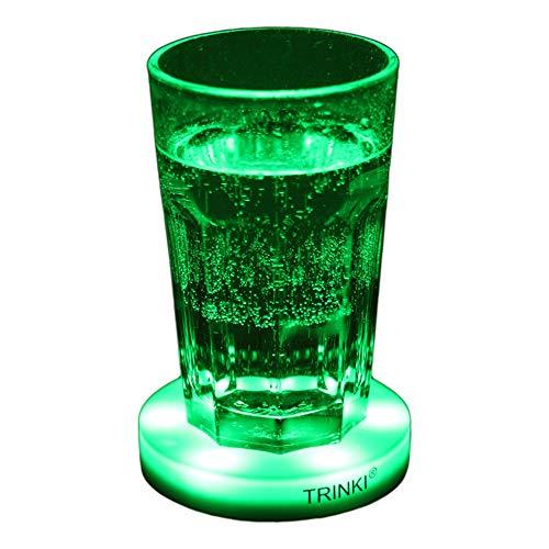 TRINKI® erinnert an das regelmäßige Trinken.