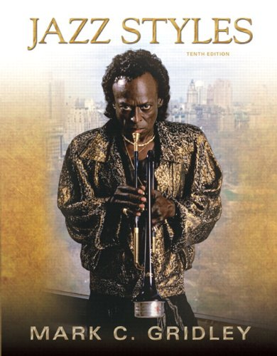 Jazz Styles: History and Analysis (with MyMusicKit...
