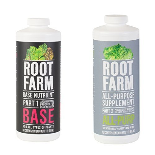 Root Farm Base Nutrient and All-Purpose Supplement