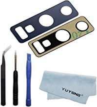 YUYOND Blue Rear Camera Glass Lens Replacement for...